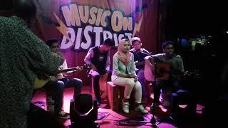Download lagu OurStory Kebahagiaanmu Surga bagiku Live Tanan kota LittleFamely MP3