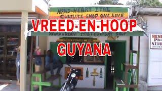 GUYANA 2014 - ITAL SHOP in Vreed-En-Hoop - Guyana Vacation