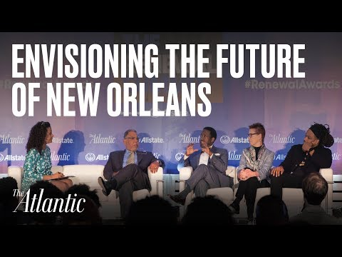Envisioning the Future with New Orleans Leaders