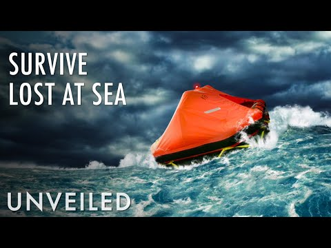 How Long Can You Survive Adrift At Sea?