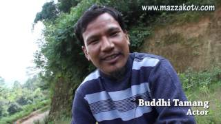"Exclusive Interview with Buddhi Tamang ""Hait"" (Part 1 )"