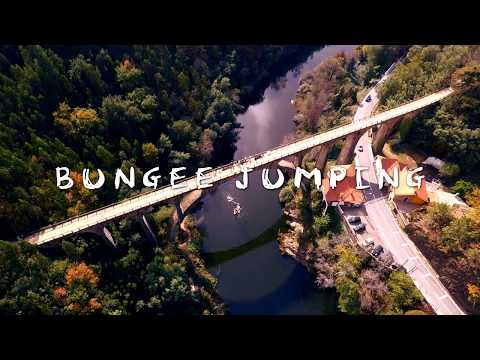 Bungee Jumping Sever do Vouga - Extremos Portugal