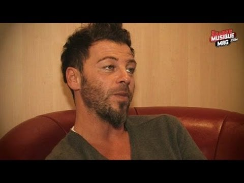 Christophe Maé Interview Live 2011