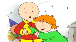 Caillou English Full Episodes | Caillou's Toy Fight | Cartoons for Kids | Caillou Holiday Movie