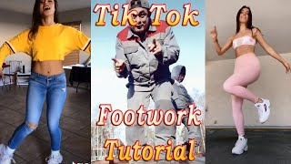 Pascal Letoublon - Friendships. Footwork tutorial. Tik Tok Dance Challenge. Compilation 2020.