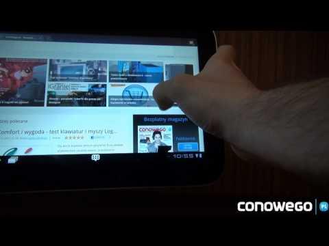 Lenovo IdeaPad K1 - wideorecenzja Conowego.pl