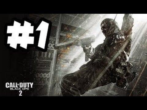 Call of duty Black ops 2 (REDO) gameplay walkthrough 1