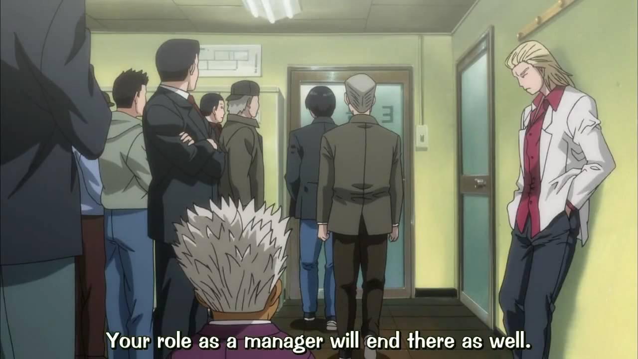 Hajime No Ippo New Challenger Episode 1 Part 3 Youtube