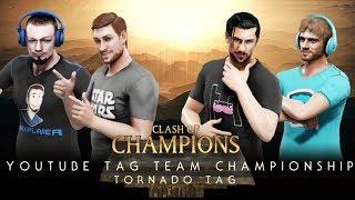 HISTORYCZNA WALKA O TYTUŁ | WWE 2K19