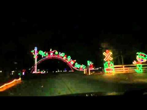 newport news christmas lights 2015