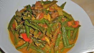 Masala Green Beans Recipe