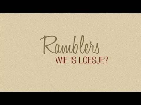 Ramblers - Wie is Loesje