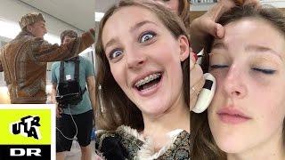 Har glemt at øve mine replikker! | Den Anden Verden: Carolines Vlog | DR Ultra