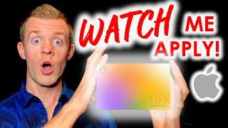 *WATCH ME APPLY* Apple Card!! (Apple Credit Card Application)