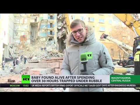 Over 30 hours under rubble: Story behind the miracle rescue of 10-month old baby boy