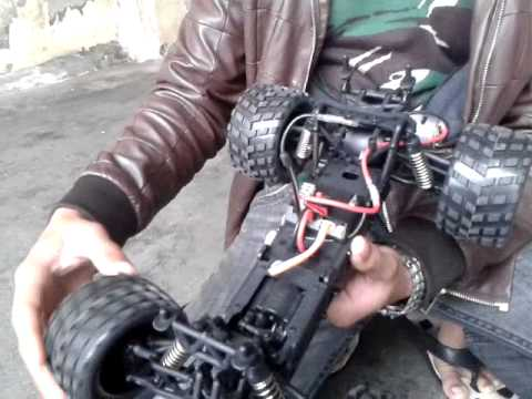 rc WLtoys L969 unboxing & test - YouTube