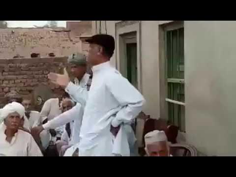 Mr  Imtiaz Ahmad Lali   Punjab Assembly MPA(Taqreer In Vinoka Lalian) 2018