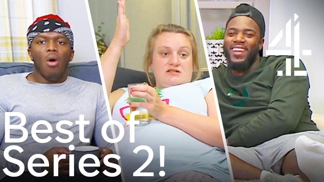 Funniest Reactions! With KSI, Mo Gilligan, Daisy May Cooper & More | Celebrity Gogglebox