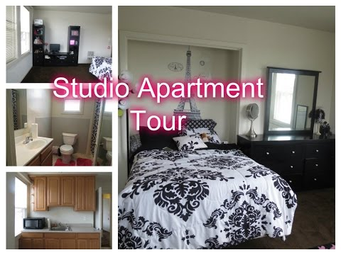 San Francisco Studio Apartment Tour