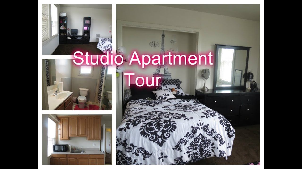 San Francisco Studio Apartment Tour YouTube
