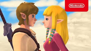 The Legend of Zelda: Skyward Sword HD  Romance of the Fates Trailer  Nintendo Switch