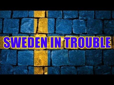 Squatting Slav TV: Sweden in Trouble - More No-Go Zones/Rape
