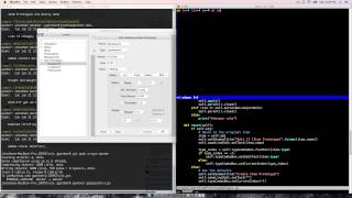 Programming with PyQt (Python 3, Qt 5) on a Mac Book: JGRPGTools 002