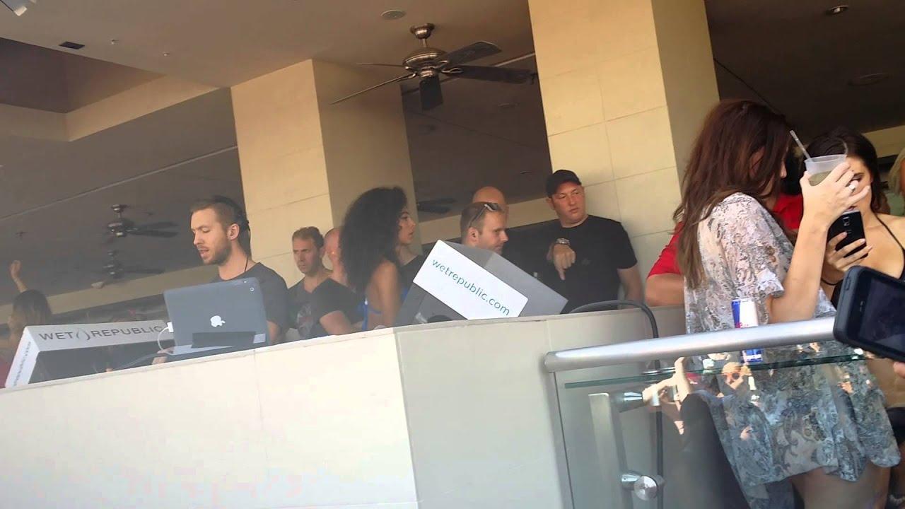 Calvin Harris Live at Wet Republic. - YouTube - photo#30