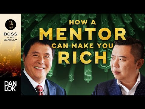 How A Mentor Can Make You Rich