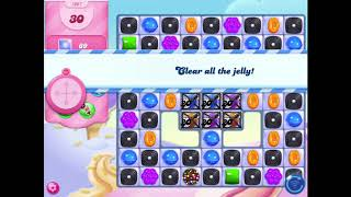 How to beat Level 1007 in Candy Crush Saga!!