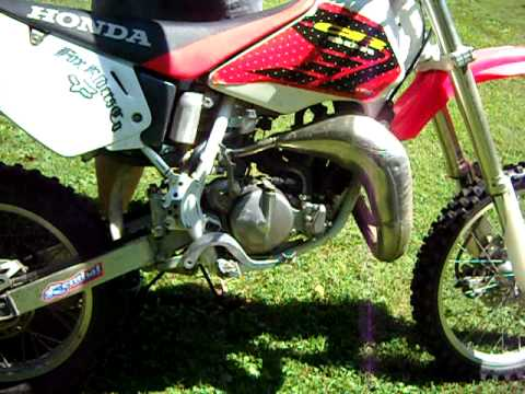 1999 Honda Expert 80cc Dirt BIke