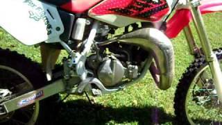 1999 Honda Expert 80cc Dirt BIke