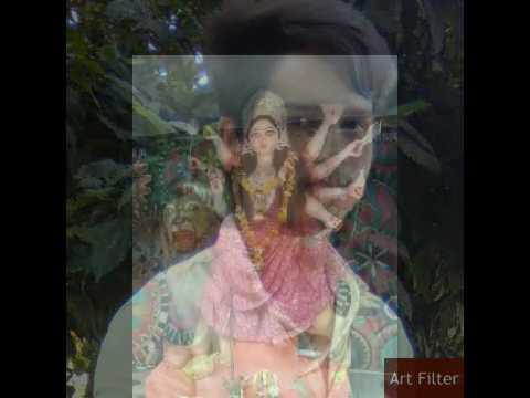 DJ song Visarjan Maa Chali