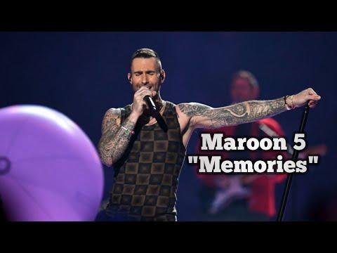 "maroon-5-""memories""-lyrics"