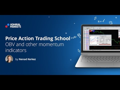 Price Action Trading School: OBV and other momentum indicators (Nov 9, 2016)