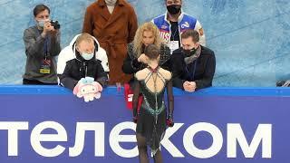 Камила Валиева ПП V этап кубка России Москва 6 12 2020
