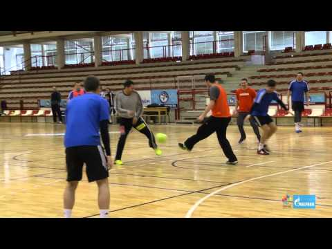 Training MKB-MVM Veszprem (28.03.2015 - 14/15 - Final Tournament)