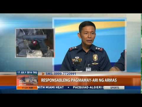 Serbiso All Access: Philippine National Police