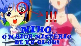 QUEM É MIHO???? A PERSONAGEM SECRETA DE YU-GI-OH!!!!