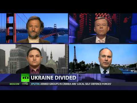 CrossTalk: Ukraine Divided