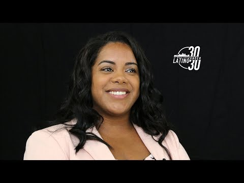 Stefany Mendez - 2017 El Mundo Boston Latino 30 Under 30
