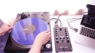 Configurar Akai AMX como Interfaz/Mixer para tornamesas o CDJs en Serato DJ