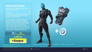 HOW TO GET THE NEW *FORTNITE #5* HOME PACK! (SKIN COBALTO) -RoEssYT