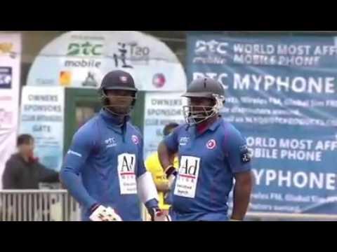 D smith unleashed 100 at Hong kong T20 blast