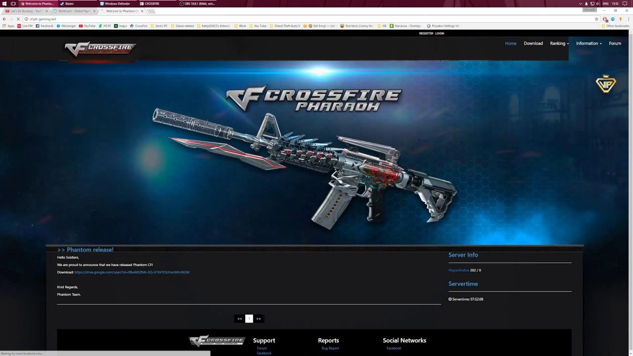 crossfire phantom free download