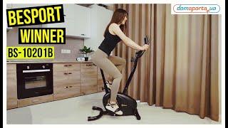 Видео о  Велотренажер Besport BS-10201B WINNER