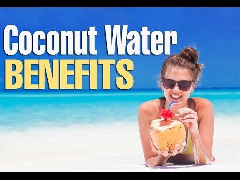 नारियल पानी का चमत्कार | Coconut Water Health Benefits  | health | Weight Loss | heart | Skin | Hair