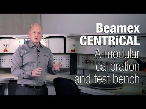 Beamex CENTRiCAL Bench Concept - Workshop Calibration