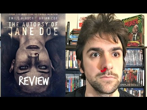 THE AUTOPSY OF JANE DOE (2016) Horror Movie Review