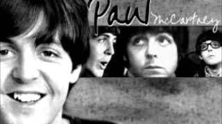 Paul McCartney Man We Was Lonely